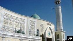 Mesquita em Maputo