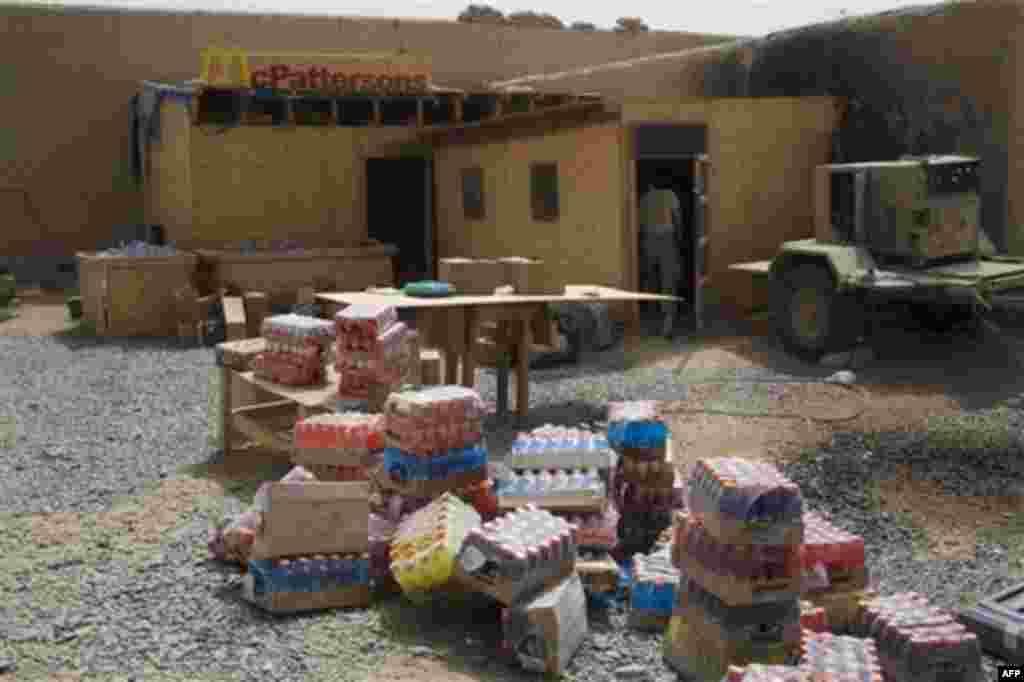 Afg'oniston, xalqaro koalitsiya va Tolibon