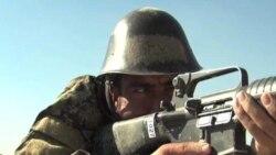 Новобранцы афганской армии