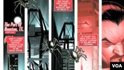 Novi superjunaci stripova - na novim američkim lokacijama