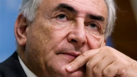 Former International Monetary Fund chief Dominique Strauss-Kahn (File)