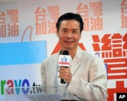 King Pu-tsung, Executive director of President Ma's campaign office 马英九竞选办公室执行长 金溥聪