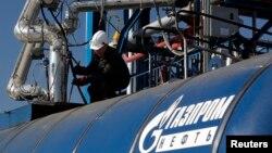 گاز پروم یکی از شرکت های اصلی صادرات گاز به اروپا است.