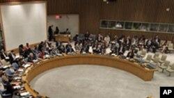 지난 9월 열린 유엔 안전보장이사회 회의 (자료사진)