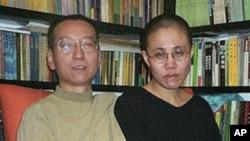 劉曉波, 劉霞夫婦