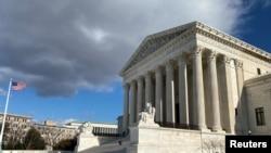 Верховный суд США, Вашингтон (архивное фото)