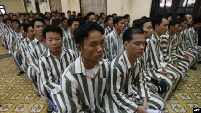 Việt Nam loan báo sẽ ân xá cho hơn 10 ngàn tù nhân trong dịp lễ Quốc khánh năm nay.