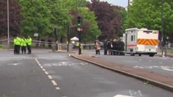 Soldier Killed in London Street By 'Britons Of African Origin'