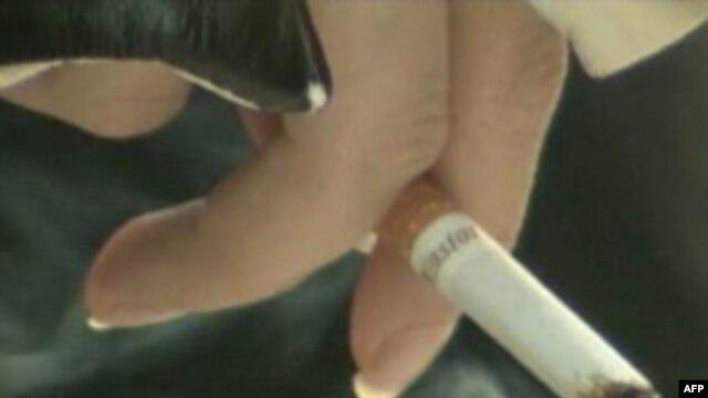 რიგით პირველი მკვლელი მსოფლიოში - მოწევა