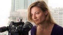 لوسی واکر سازنده مستند شمارش معکوس