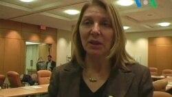 Вице-президент НФД Надя Дюк о выборах в России