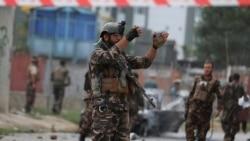 阿富汗總統要重振政府軍的士氣