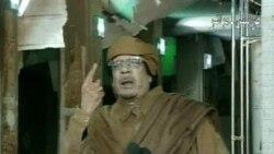 قذافی می گوید می خواهد «شهید» شود