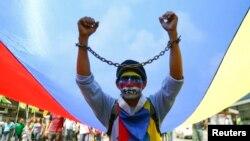 Según datos de la organización Espacio Público, Venezuela vive un histórico aumento en el número de casos sobre censura y libertad de expresión.