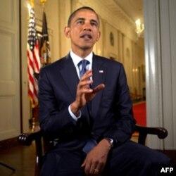 Prezident Barak Obama Eron bilan diplomatik muzokaralar ish beradi degan umidda