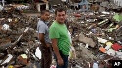 El costo de la reconstrucción de las zonas afectadas se estableció en $3.344 millones de dólares.