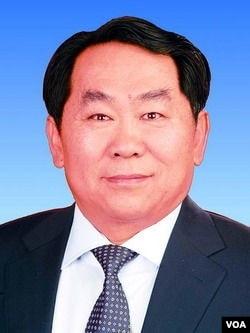 郭永祥:四川省文联主席,原副省长,中石油老部属