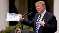 Affrontement entre Trump et les démocrates