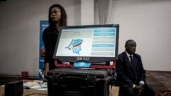 Marie-Josée Ifoku, candidate à la présidentielle en RDC