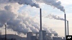 En Estados Unidos, las emisiones aumentaron un 2,9 por ciento en 2013, después de haber disminuido en los últimos años.