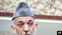 طالبان سےمتعلق امریکی بیان، حامد کرزئی کاخیرمقدم