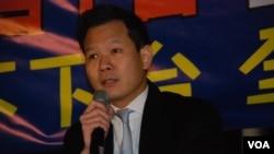 公民黨立法會議員郭榮鏗表示,就算彈劾梁振英議案被建制派否決,也可以作為依據,維護法治的核心價值