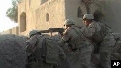 افغانستان میں اتحادی فوجی