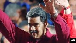 El presidente de Venezuela, Nicolás Maduro, ganó un segundo mandato en la elección del 20 de mayo, de 2018, la cual ha sido cuestionada por la comunidad internacional.