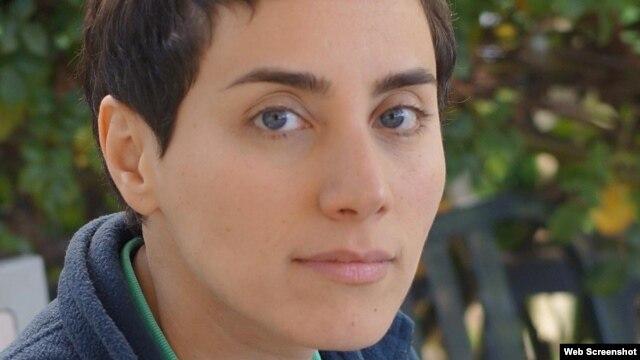 مریم میرزاخانی، ریاضیدان و استاد ریاضیات دانشگاه استنفورد، برنده نشان فیلد