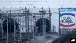 France Channel Tunnel