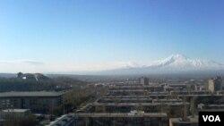 Ереван, Армения (архивное фото)