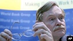 로버트 졸릭 세계은행 총재 (자료사진)