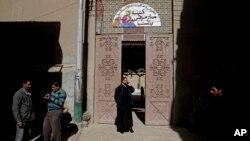 6일 무장괴한의 공격이 있었던 이집트 카이로의 콥트 기독교 교회건물.