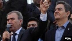 Cəmil Həsənli və Əli Kərimli