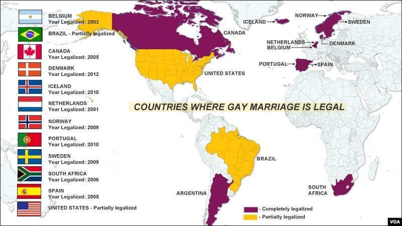 First country to legalize same sex marriage picture 69