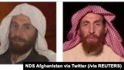 Cuitan dari Direktorat Keamanan Nasional Afghanistan tentang terbunuhya Abu Muhsin Al-Masri dalam operasi oleh militer Afghan, melalui akun Twitter, Sabtu, 24 Oktober 2020. (Foto: NDS Afghanistan via Twitter/ via Reuters)