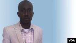 Miguel Quimbenze - Secretário Executivo Movimento Estudantes Angolanos - Angola