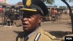 Paul Nyathi -Police