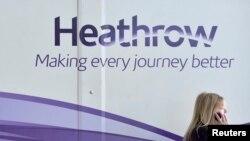 Filin jirgin sama na Heathrow dake London