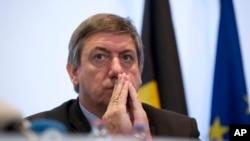 Belçika İçişleri Bakanı Jan Jambon
