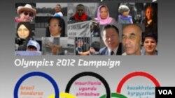 Olimpiada arzuları