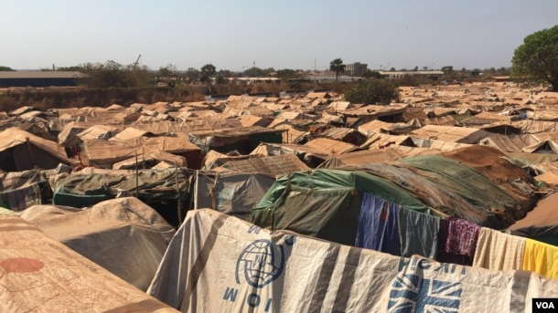 South Sudan IDPs Take Refuge in Church, UN-protected Sites