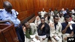 Суд над сомалийскими пиратами