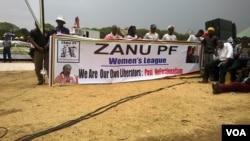 Zanu PF Rally Dr Amai Grace Mugabe