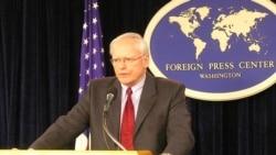 سفير جديد آمريکا وارد عراق شد