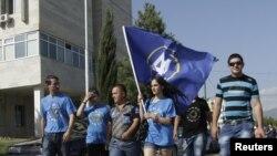 格魯吉亞之夢聯盟的支持者