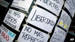 El gobierno de Maduro continúa sin dar respuesta a los principales problemas de los venezolanos: inseguridad, desabastecimiento y escasez.