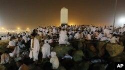 穆斯林開始伊斯蘭教的古爾邦節(宰牲節)