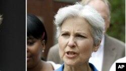 L'écologiste Jill Stein, ancienne candidate indépendante à la Maison Blanche