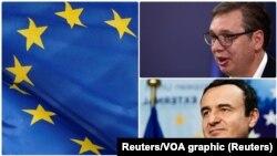 Vučić i Kurti sastaće se drugi put u Briselu